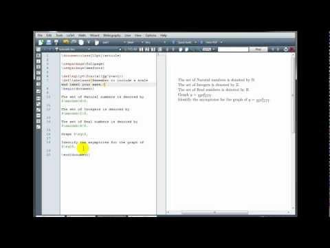 LaTeX Tutorial 6 - Packages, Macros, & Graphics - Part 2/2
