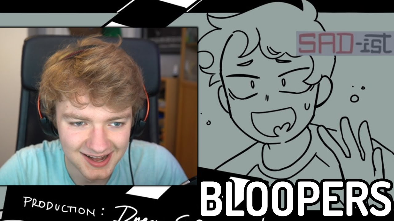 Tommy Reacts To Dream SMP Bloopers
