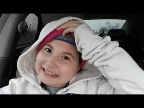 Family Vlog | Kids in the Cold | South Texas Weather