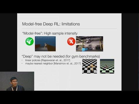 Temporal Difference Models: Deep Model-free RL for Model-based