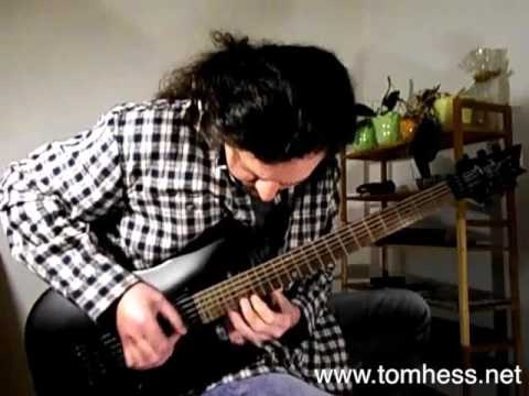 Tom Hess Guitar Playing And Music Contest – Peter Pinta