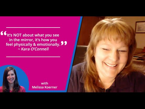 Stop Dieting and Start Making a Lifestyle Change with Kara O'Connell [BB50 Success Story]
