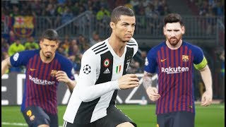 PC] Neymar vs Real Madrid - Gameplay Nouveaux Maillots 2019