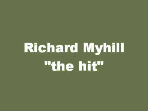 the hit  - Richard Myhill