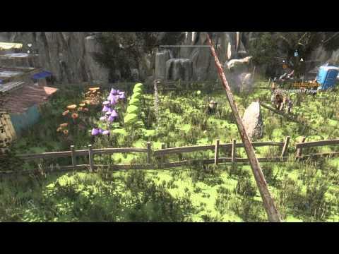 Dying Ligh easter egg planta vs zumbis