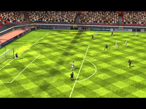 FIFA 14 Android - MESSI'S 11 VS ALABA'S 11
