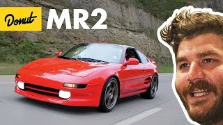 Toyota MR2 - Everything You Need to Know | Up to Speed