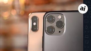 Camera Comparison! iPhone XS VS iPhone 11 Pro!