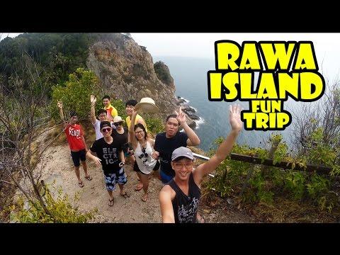 Rawa Island Trip !! GoPro Hero 3+