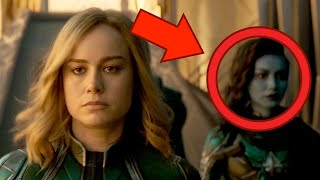 Captain Marvel Trailer Breakdown and Easter Eggs - IGN Rewind Theater