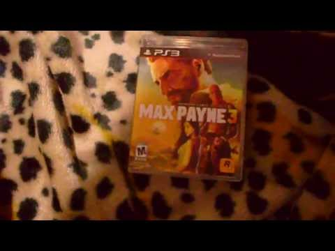 Max Payne 3 Unboxing