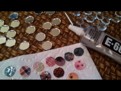 How to make your own diy nail wrap jewelry tutorial
