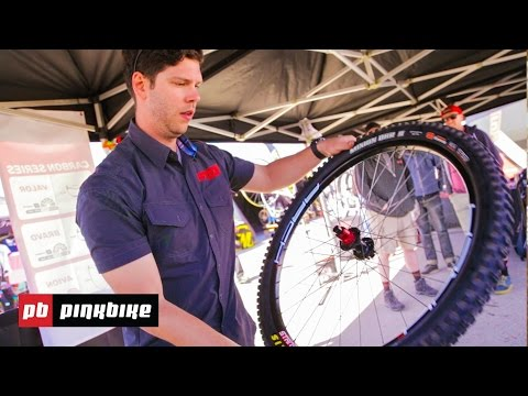 How To Set Up Tubeless MTB Tires In 60 Seconds
