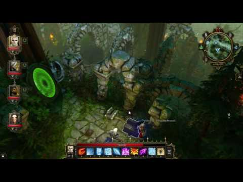 Divinity Original Sin EE: Source Temple Puzzle and Trial of Ascension