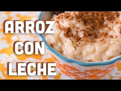HOW To Make ARROZ Con LECHE | mitú