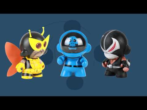 Vinyl Thoughts Art Show 4 - What is a Custom Vinyl Toy?