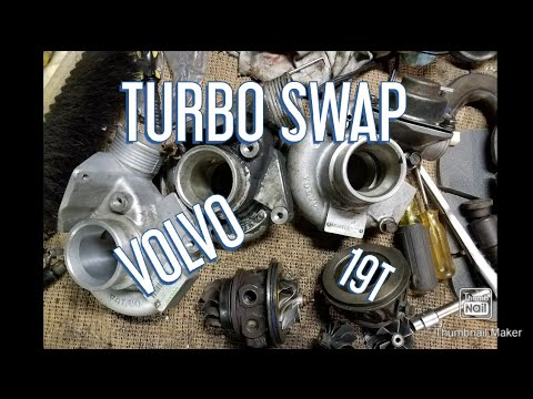 What to expect after a turbo swap 19T