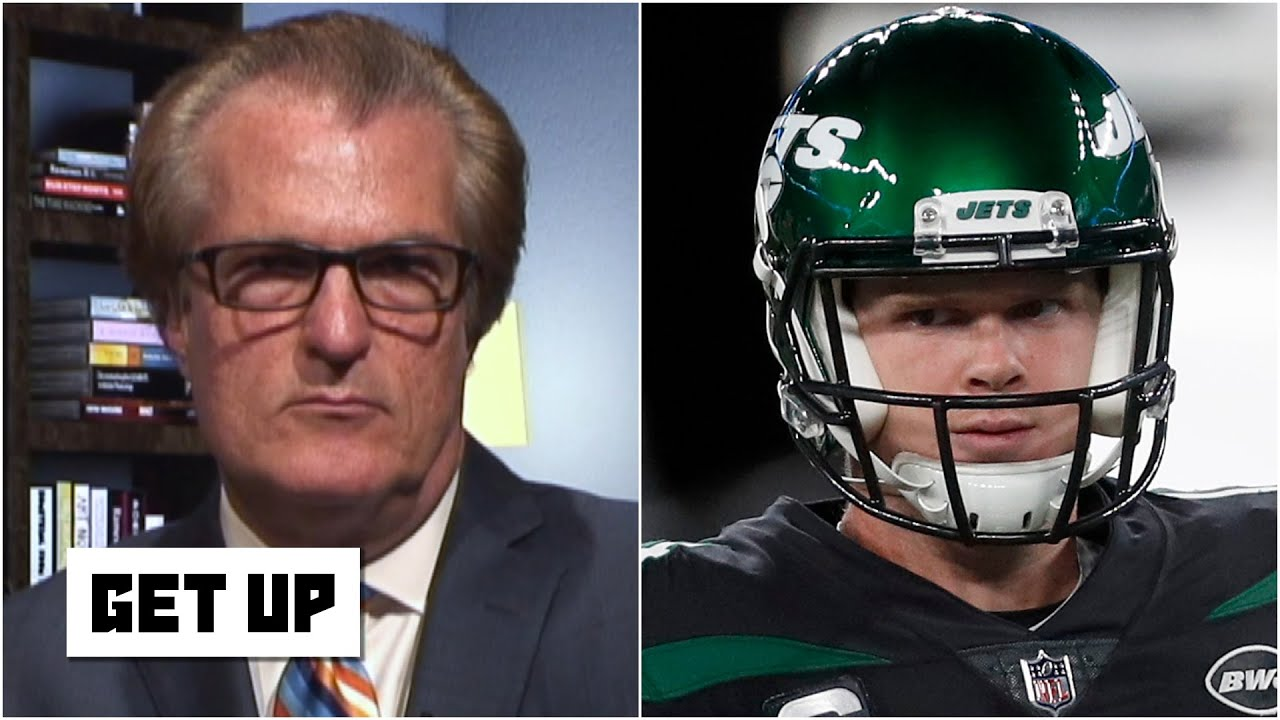 The New York Jets make Mel Kiper MAD: Sam Darnold, Zach Wilson and the No. 2 pick | Get Up