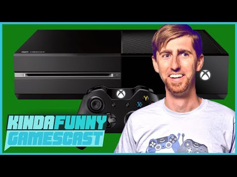 The Future of Xbox w/IGN's Ryan McCaffrey - Kinda Funny Gamescast Ep. 133