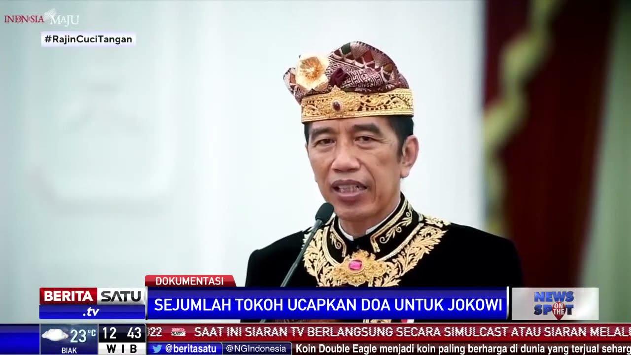 Sejumlah Tokoh Beri Ucapan Selamat Ultah Jokowi