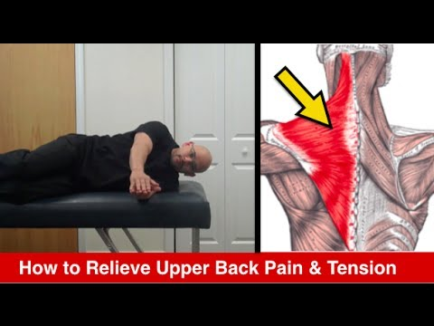 Atlanta Chiropractor - How to Relieve Upper Back Pain - Personal Injury Doctor Atlanta