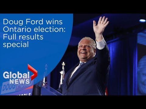 Doug Ford wins Ontario election: full results special