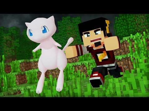 Minecraft: Saphira Pokemon #26 - Meu Mew ‹ AM3NlC ›