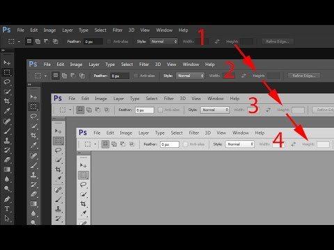 How to change Photoshop cc interface color for beginners