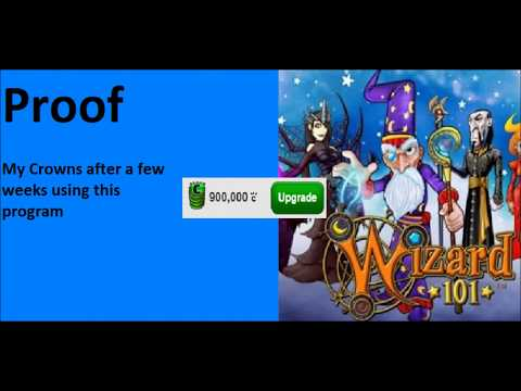 How to Get Free Crowns on Wizard101 Wizard101 Crown Generator Wizard101 Crowns Giveaway 2017