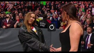 Ronda Rousey Comments On Signing WWE! Ronda Rousey