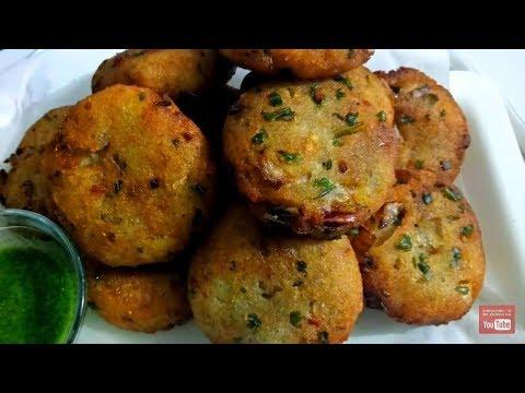 Sabse Kurkure Suji - Aloo Cutlets  | Crispy Potato Semolina Cutlets | Ramadan Special