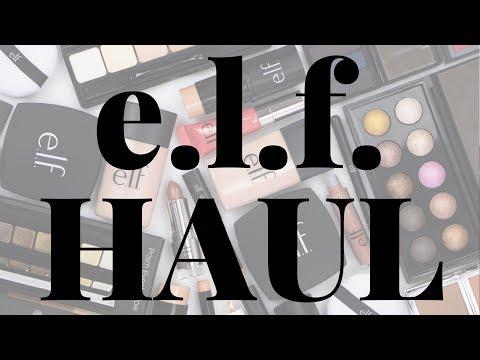 ELF Makeup & Skincare Haul (Cruelty Free & Vegan!) - Logical Harmony