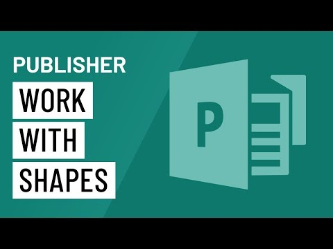 Publisher 2010: Working with Shapes