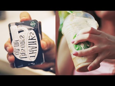How-to Unlimited Starbucks Gift Card Hack
