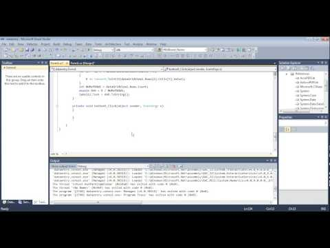 C# Code for Open and Show PDF File in DOT NET