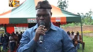 Section of Kisii Elders endorse Joash Maangi for Governor, 2022
