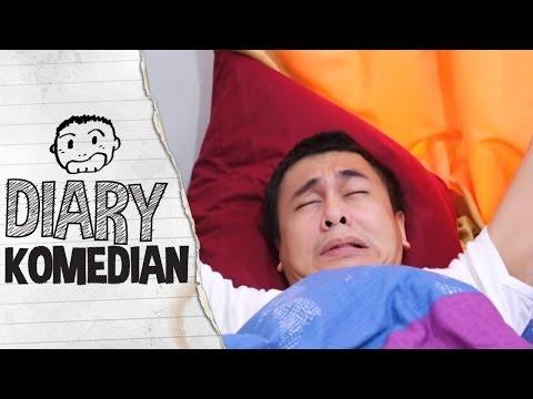 Diary Komedian -  Cara Mudah Olahraga