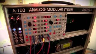 Stekker 2015: Mr Kyteman gives a performance and a rundown of the modular rig he used for his performance at Modulation.