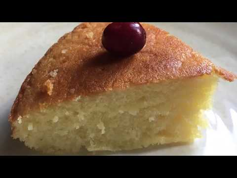 How to make basic sponge cake.