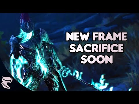 Warframe: The Sacrifice Coming Soon! New frame Vlad! Melee Weapon Changes!