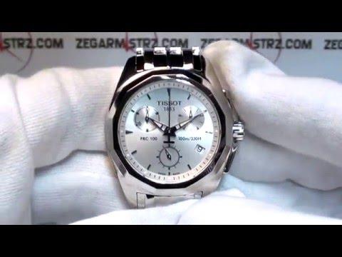 Tissot PRC 100 Chrono Lady  T008.217.11.031.00   www.zegarmistrz.com