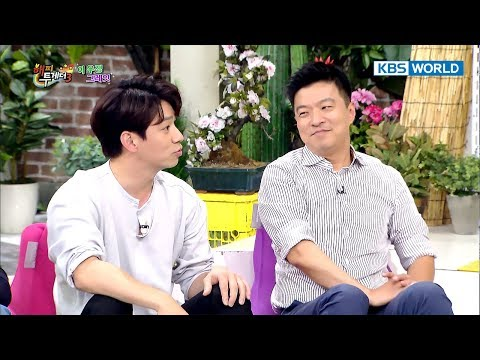 SaengMin made SangHoon sell his house by calling him once in every 3days?[Happy Together/2017.10.19]
