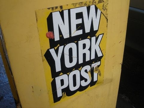 New York Post Pushes Racist Welfare Conspiracy