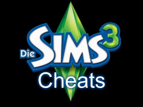Sims 3 - Cheats (Deutsch) Ps3