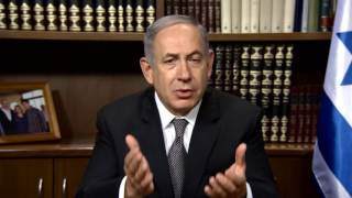 """PM Netanyahu: """"This video shook me to the core of my being."""""""