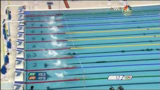 1st Gold 2008 Beijing Olympics Swimming Men