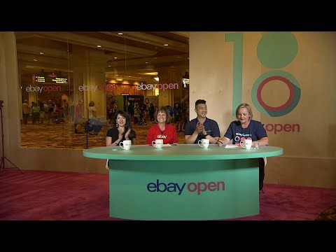 eBay Open 2018: Making Your Side Hustle Your Main Gig