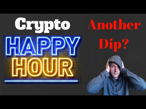 Crypto Happy Hour - DCA's and Buffalo Chicken Wraps - January 14th Edition