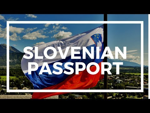 Why should you get Slovenian passport?
