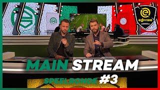 MAIN STREAM   SPEELRONDE 3   eDivisie 2019-2020 FIFA20
